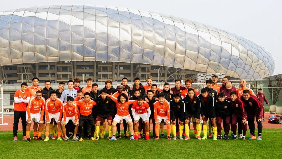 China Youth Team (中青队)