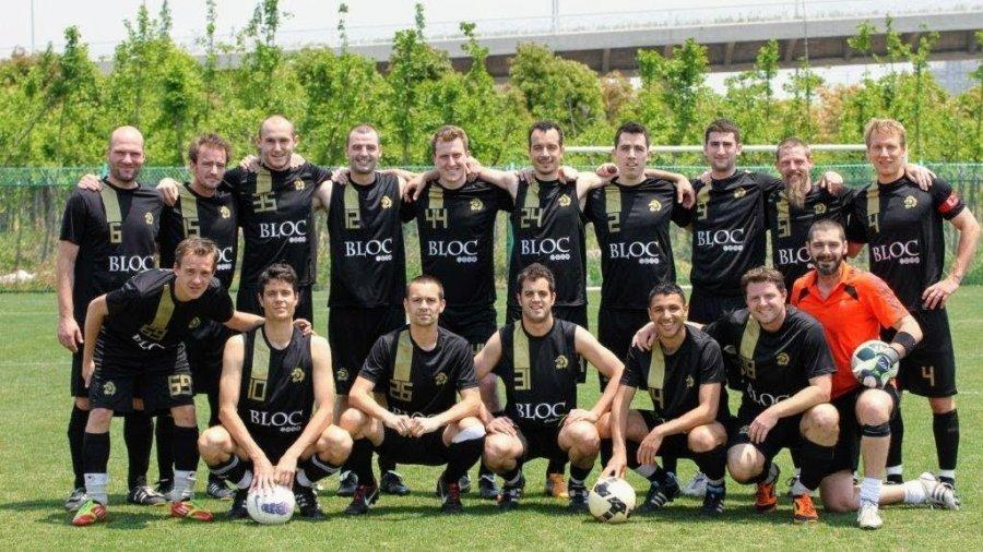 [ SPL ] Shanghai Lions 6-0 Gremio FC (05 May 2013)
