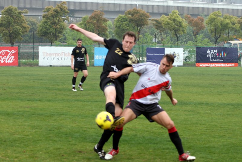 [ SIFL ] Shanghai Lions 6-2 Big Bamboo Shanghai Shooters AFC - 2014-04-12 (5)