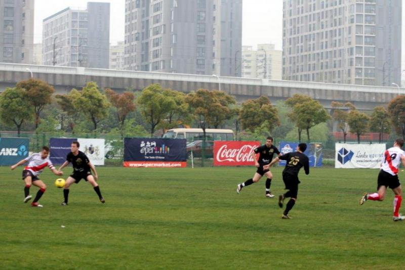 [ SIFL ] Shanghai Lions 6-2 Big Bamboo Shanghai Shooters AFC - 2014-04-12 (6)