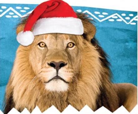 Lions-Santa