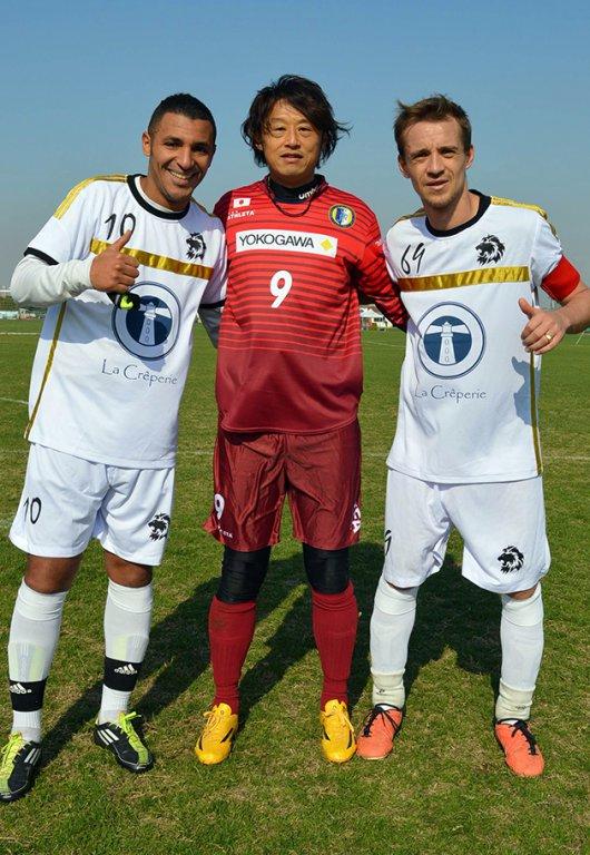 [ SIFL ] Shanghai Japan FC 1-2 Shanghai Lions - 2014-12-06 (2)