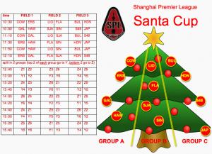 3rd SPL Santa Cup