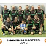 Shanghai Lions FC - Winner of the 4th Edition of Shanghai Masters