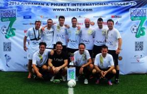 Lions Phuket Winner 2013