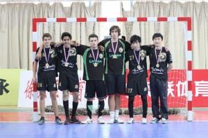 U17 winners