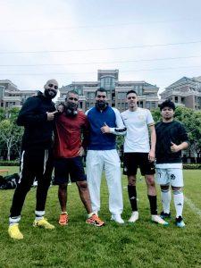 Shanghai Marlins FC