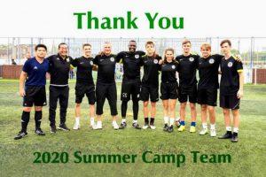 Summer Youth Football Camp