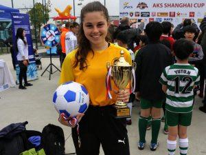 2018 AKS Shanghai Cup