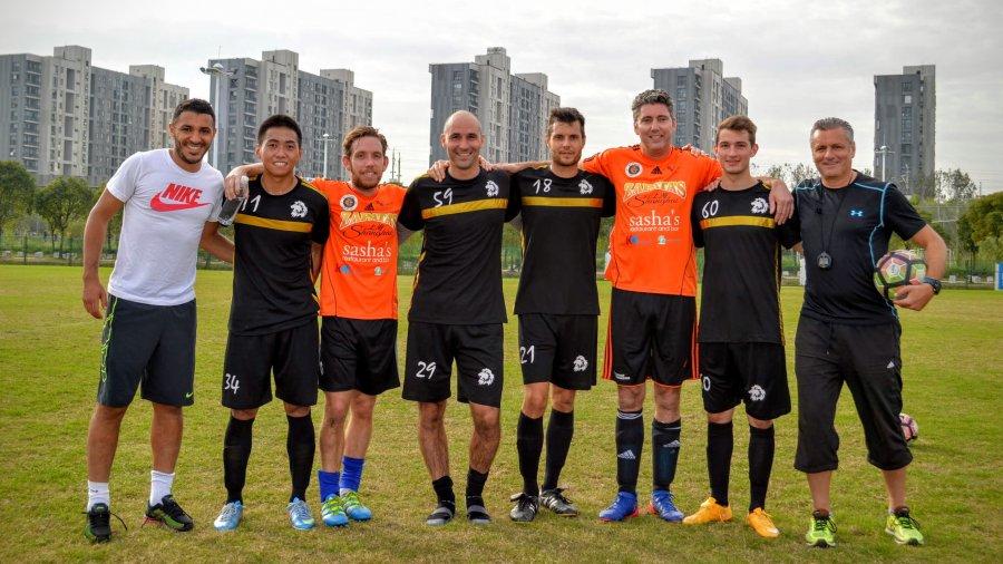 [ SIFL ] Shanghai LIONS 7-1 Oranje FC