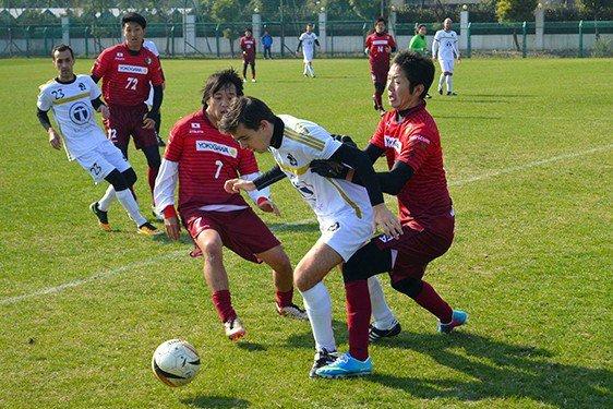 [ SIFL ] Shanghai Japan FC 1-2 Shanghai Lions - 2014-12-06