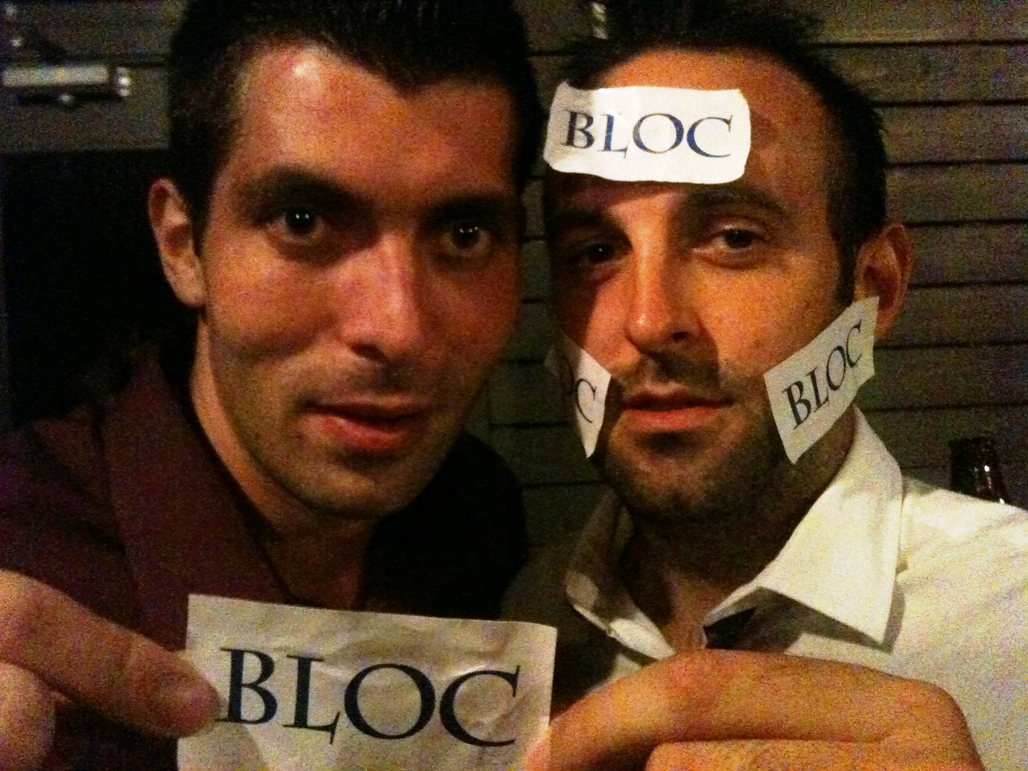 Romain & Jerome a Bloc