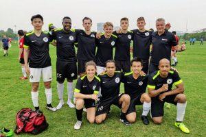 SIFL end of season tournament