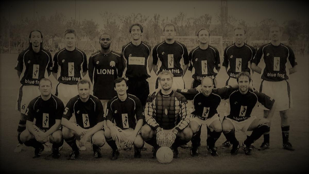 Shanghai Lions Club History