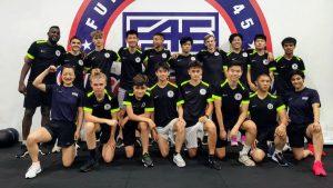 F45 Training Shanghai